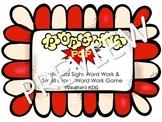 Popcorn POP Sight Word Game
