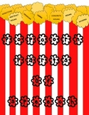 Popcorn Parts of Speech: verbs, adverbs, adjectives, abstract & concrete nouns