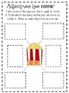 Popcorn Parts of Speech and Writing Activities