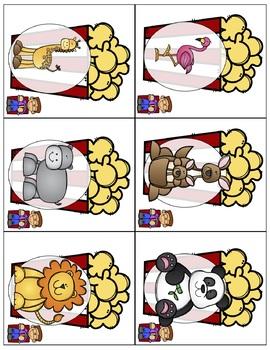 Popcorn Phonemic Awareness Game