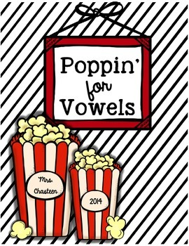 Poppin' for Vowels