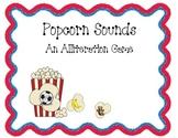 Popcorn Sounds An Alliteration Activity