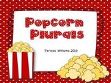 Popcorn Plurals