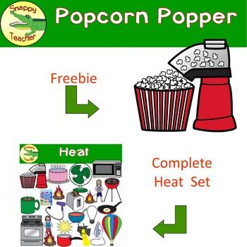 Popcorn Popper Clip Art