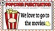 Popcorn Punctuation-A Digital Literacy Center for Google Classroom