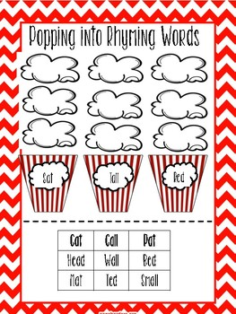 Rhyming Word- Dr. Seuss