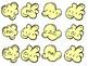 Popcorn Rhythms- Quarter note, quarter rest, and 2 eighth notes