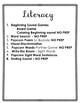 Kindergarten - Special Education - Popcorn Science, Math, & Literacy