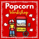 Kindergarten - Special Education - Popcorn Science, Math,
