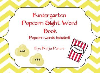 Popcorn Sight Word Fix It Book