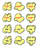 Popcorn Sight Word Game - Pre-Primer Dolch List 2