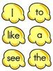 Popcorn Sight Words-1st Grade
