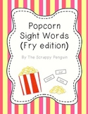 Popcorn Sight Words (Fry Edition)