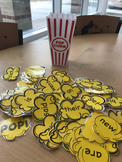 Popcorn Sight Words Game