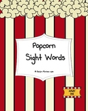 Popcorn Sight Words Game POP! Fry's 100