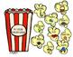 Popcorn Speech and Language Craftivity