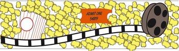 Popcorn Strip for border