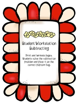 Popcorn Subtraction