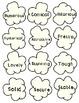 Popcorn Synonyms: A Synonym Sorting Activity