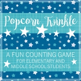Popcorn Twinkle - A fun counting and playing activity