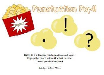 Popcorn Unit with Phonics, Literature and Math