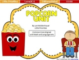 Popcorn Unit with Phonics, Literature and Math