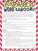 Popcorn Words KABOOM!!