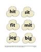 Popcorn Word Work: Sight Words, CVC, CCVC,CVCC, worksheets, 105 pages!