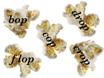 Popcorn Words Kindergarten- 1st grade