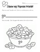 Popcorn Words Literacy Activities Set Three