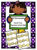 Popcorn Words - PM Benchmark Level 2 - Sight Words
