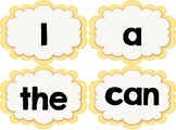 Popcorn Words (sight words, high-frequency words, trick wo