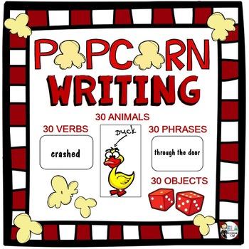 Popcorn Writing: Narrative Writing Center