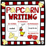 Popcorn Writing: Narrative Writing Center