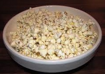 Popcorn and Minecraft Sustainability Lessom