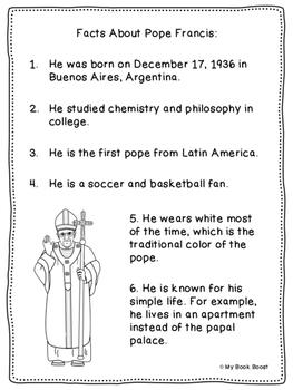 Pope Francis Craft