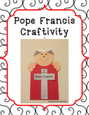 Pope Francis Craftivity
