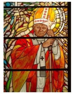 Pope John Paul II Handout