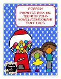 Popped! Phonics Box #12 - Vowel/Consonant Suffixes