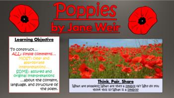 Poppies - Jane Weir