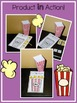 Poppin' ABC Popcorn - Letter Recognition for Kinders and Firsties