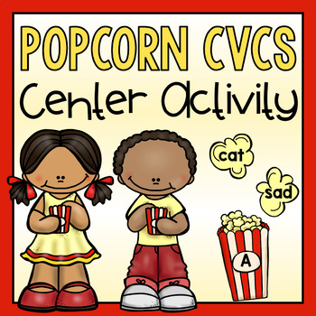 CVC Words Center