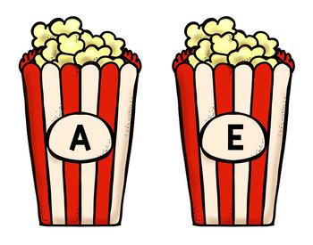 Popcorn CVC Center