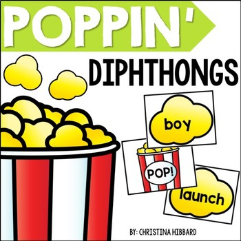 Poppin' Diphthongs