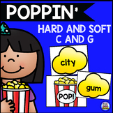Poppin'  Hard and Soft C and G
