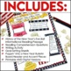 New Year's Reading Packet - Informational Text, Writing, B