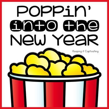 New Year's Bulletin Board Craftivity