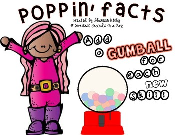 Poppin' Math Facts