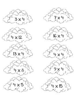 Poppin' Multiplication