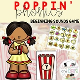 Poppin' Phonics Beginning Sounds Game